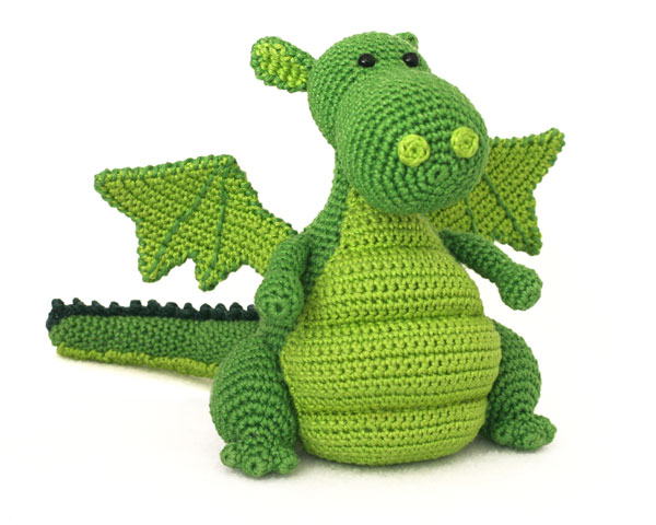dragon kawaii amigurumi crochet pattern
