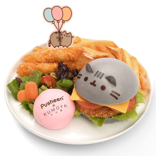 Pusheen Cafe at Kumoya Singapore