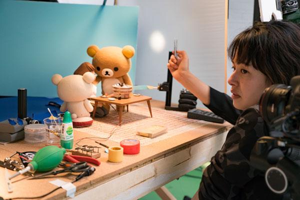 Rilakkuma and Kaoru on Netflix