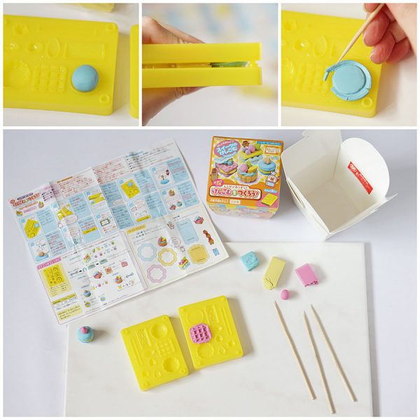 Let's make erasers kit