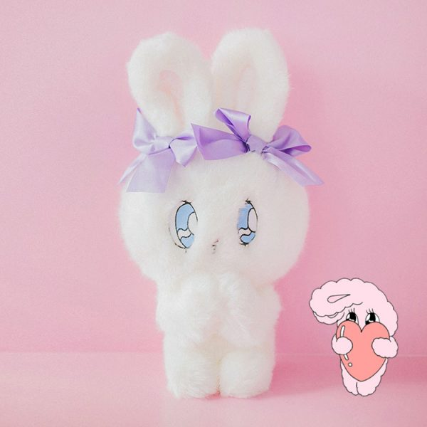 Esther Bunny kawaii plush