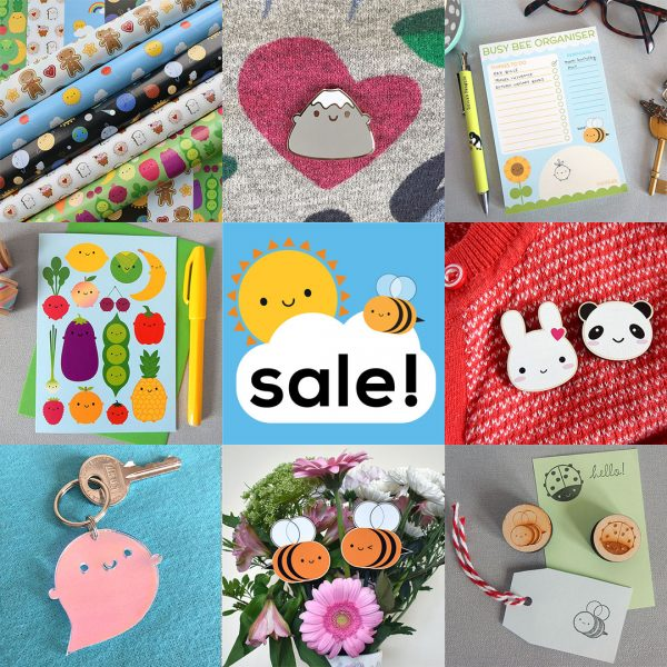 kawaii stationery sale