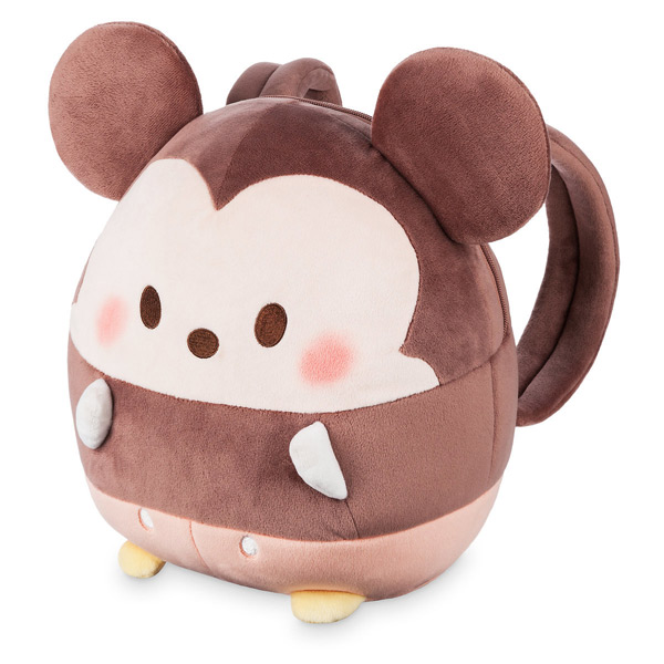 Disney Ufufy Plush - Mickey Mouse backpack