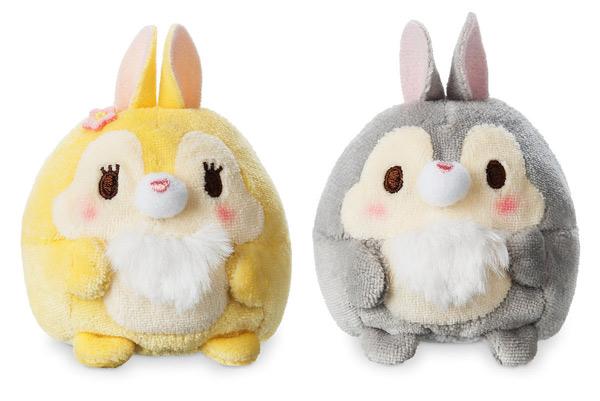 Disney Ufufy Plush - Thumper & Miss Bunny