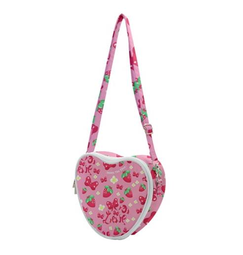 kawaii strawberry bag