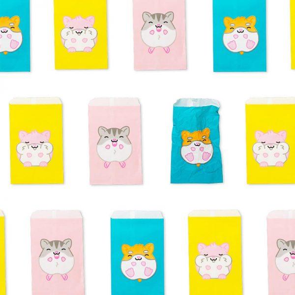 kawaii hamster bags