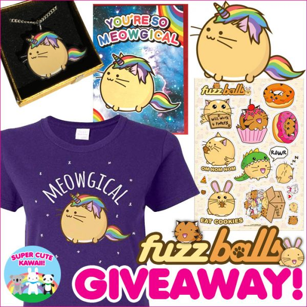 fuzzballs giveaway