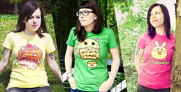 fuzzballs shirts