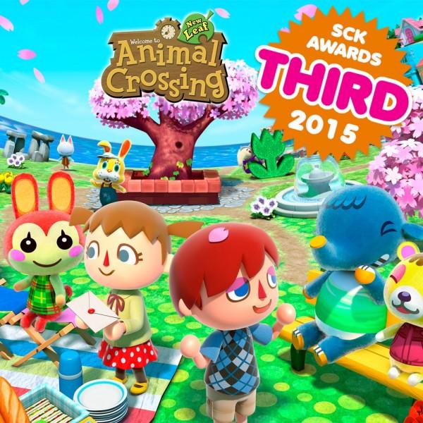 SCK Awards - Animal Crossing