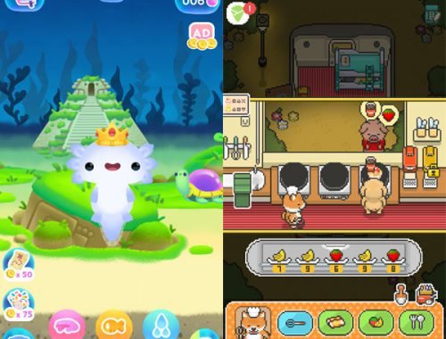 kawaii mobile games