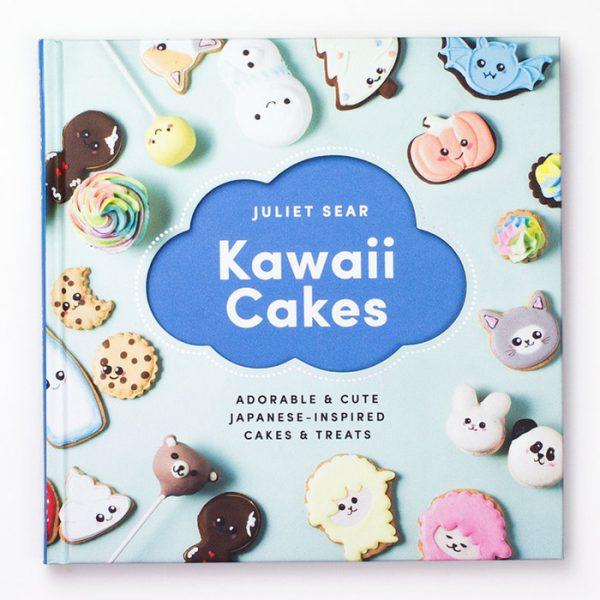 kawaii cakes recipe book