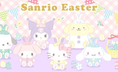 Easter at Sanrio