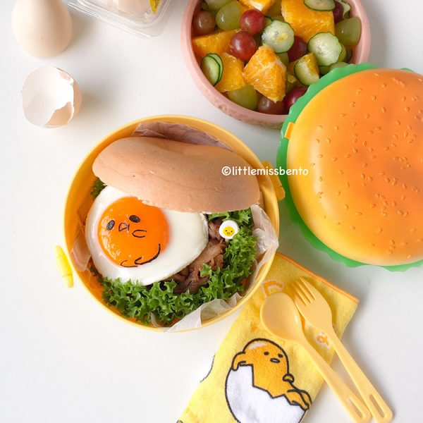 little miss bento - gudetama