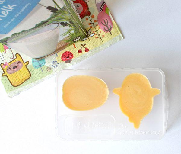 gudetama pudding kit