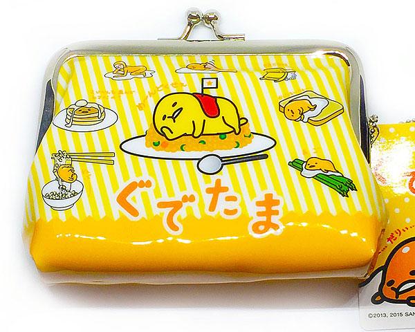 gudetama purse