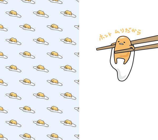 gudetama kawaii wallpapers