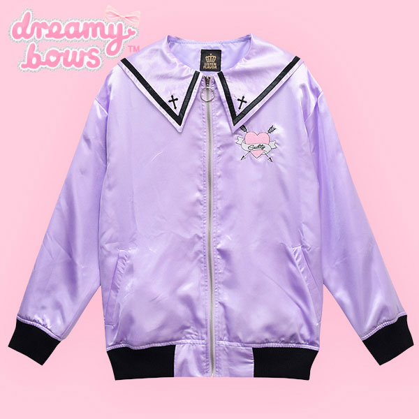 Halloween Clothing - pastel goth jacket