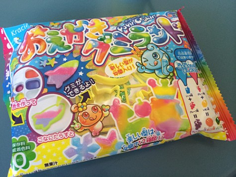 popin' cookin' gummy land kit
