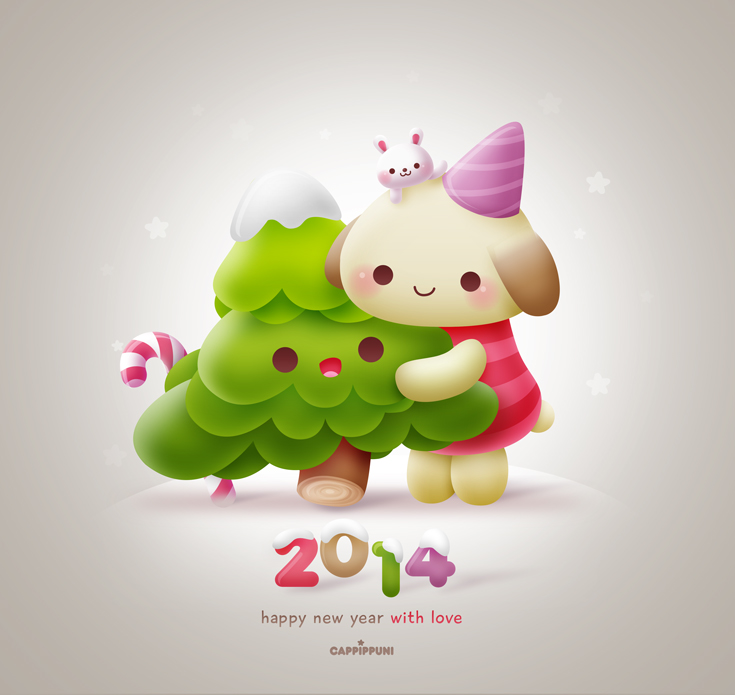 happy_new_year_2014_by_cappippuni-d6znbci