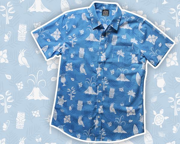 kawaii hawaiian shirts