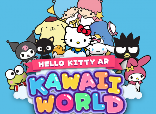 Hello Kitty Kawaii World Game