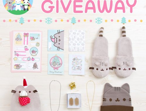 hey chickadee pusheen giveaway