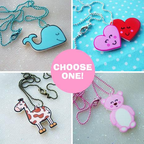hoobynoo world necklaces