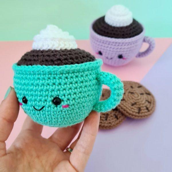 Hot Chocolate crochet pattern