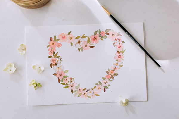 Sakura Journaling printables
