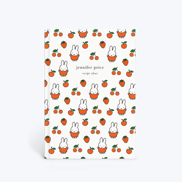 Miffy notebook