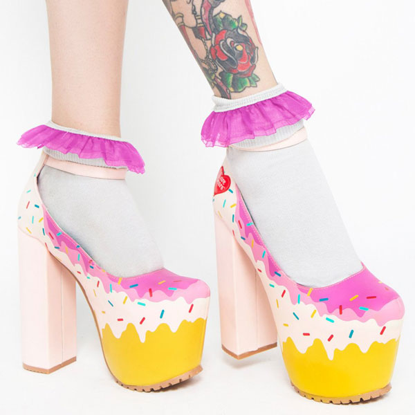 Care Bears shoes