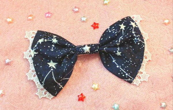 Galaxy Fashion - hair bow