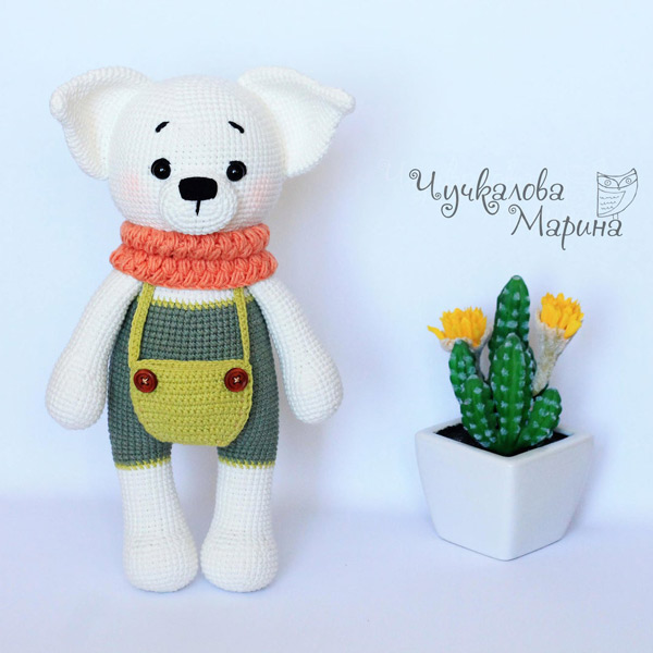 Cute and realistic amigurumi dog crochet patterns - 24 breeds to ... | 600x600
