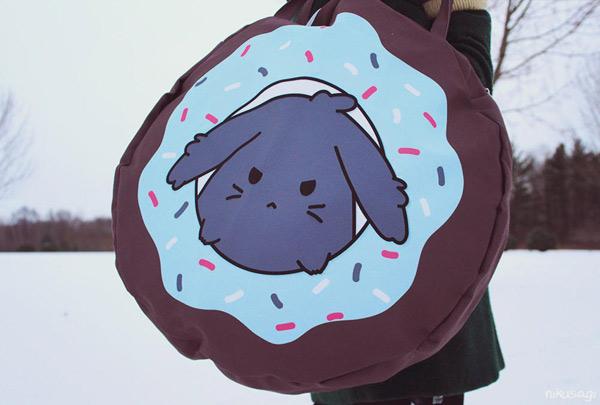 kawaii bunny bag