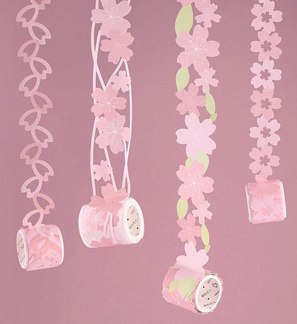 Sakura Journaling washi tape