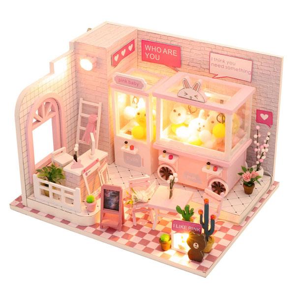 DIY Craft Kits - dollhouse miniatures
