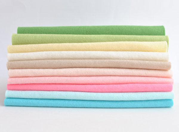 Pastel Craft Supplies - felt bundle