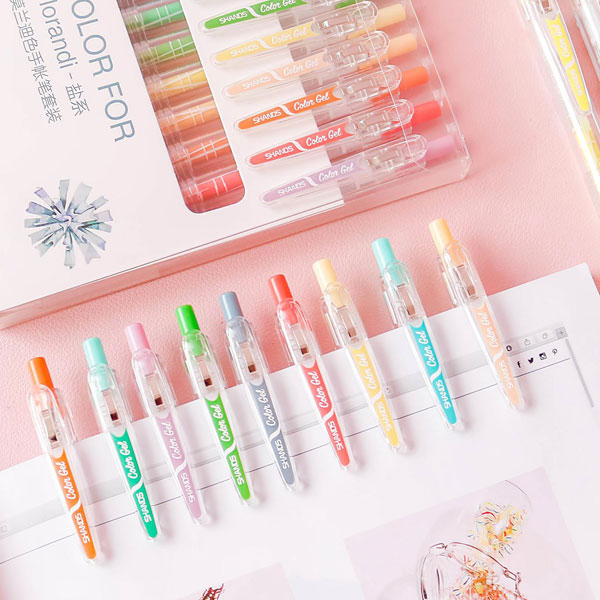 kawaii pens for journaling