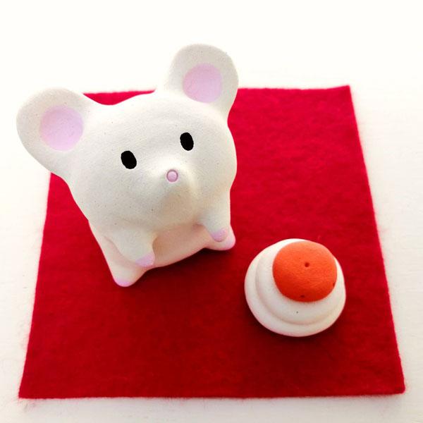 year of the rat/mouse - kawaii mouse ceramics
