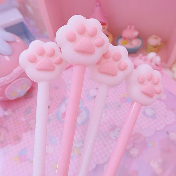 Cute Cat Paws pens