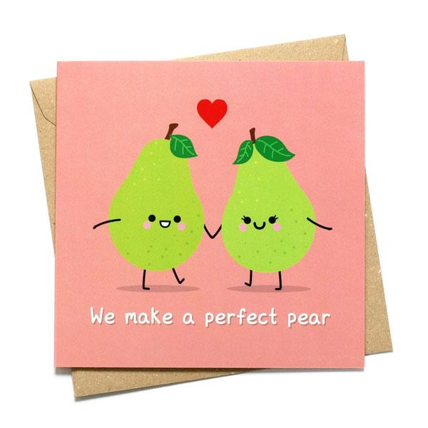 kawaii Valentines cards