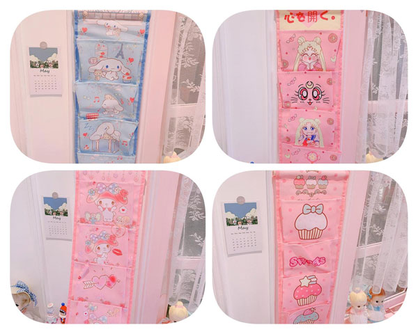 kawaii room organiser