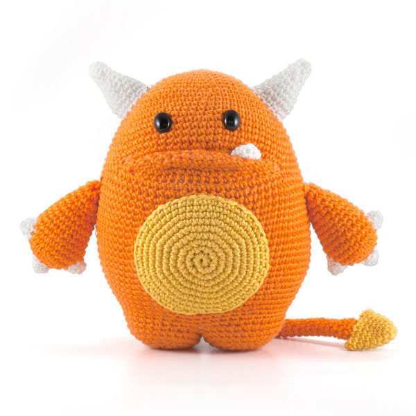 monster amigurumi crochet pattern