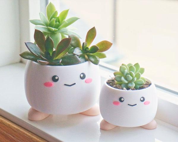 kawaii planters