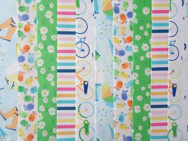 Pastel Craft Supplies - spring fabric bundle