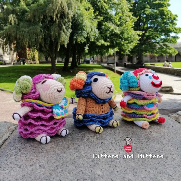 Animal Crossing amigurumi crochet patterns