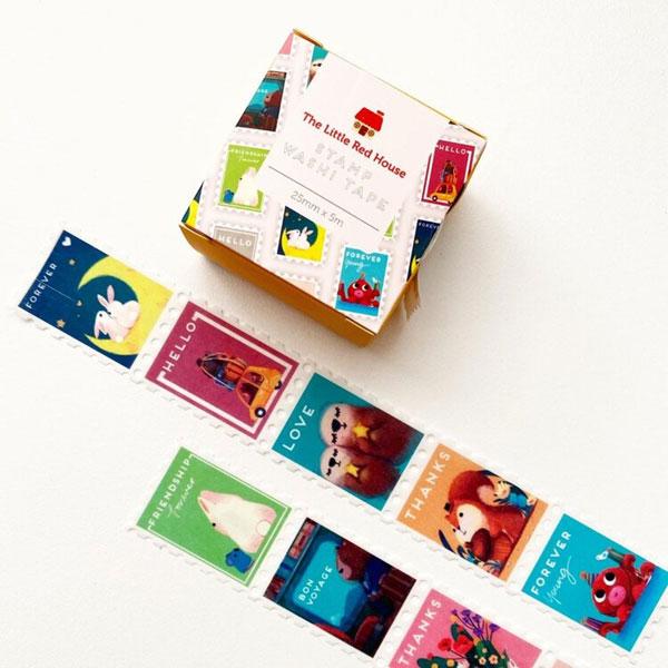 animals kawaii washi tape