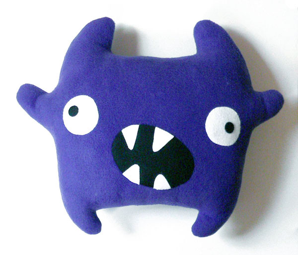 plush toy monster