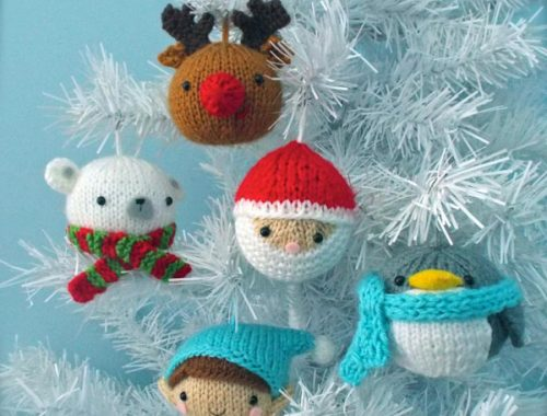 Cute Christmas Ornament Patterns