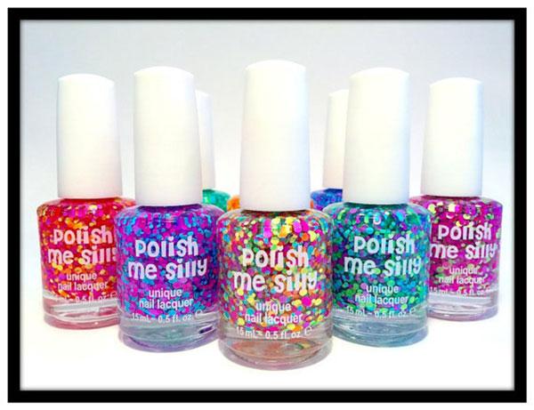 kawaii nail polish